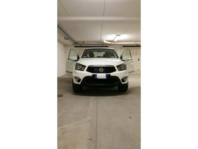 Ssangyong Actyon sport xdi 2wd