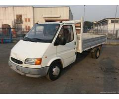 Iveco Daily e Ford Transit