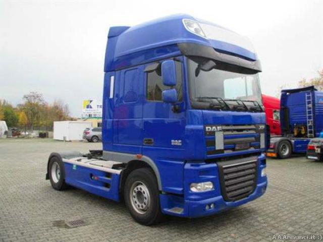 DAF XF105 / 510 SUPERSPACECAB INTARDER EURO 5