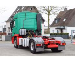 2 x Mercedes-Benz Actros 1848 MP3 Retarder 2 Tanks Hydr