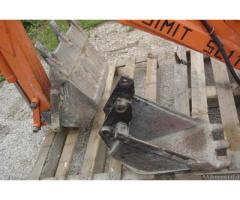 Retro escavatore per trattore