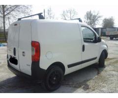 Fiat fiorino anno 2011 metano benzina euro 5
