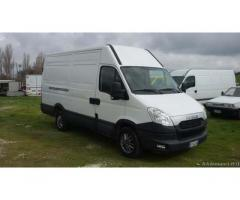 >IVECO DAILY METANO