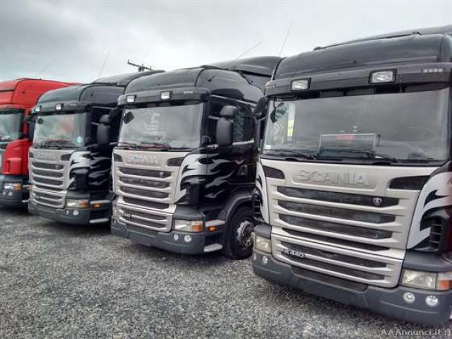 >Scania R440