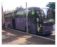 Autobus Irizar Scania HD motore nuovo