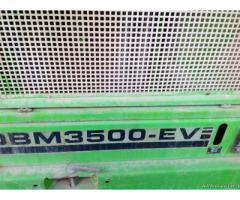 Betoniera MERLO DBM3500EV