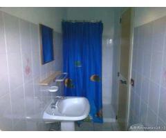 Affittasi camere con bagno