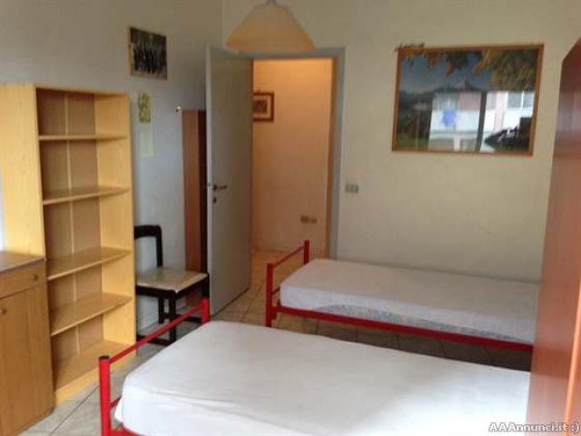 Camere arredate in appartamento moderno