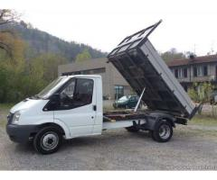 Ford Transit Ribaltabile