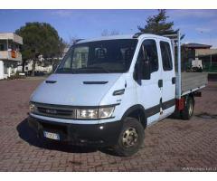 Iveco Daily 35C13 doppiacabina cassone fisso 2005 Euro 3