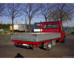 Iveco Daily 29L10 2006 Euro4 cassone fisso 3,7m ruote singol