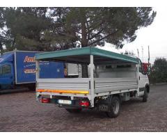 Iveco Daily 35C15 2009 Euro 4 centina 3,6 m alza-abbassa