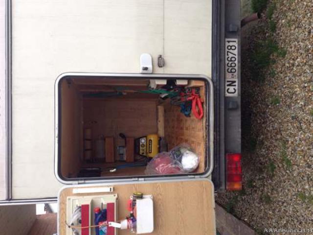 Camper rimor con modifica garage cuneo annunci gratuiti for Case con annesso garage per camper