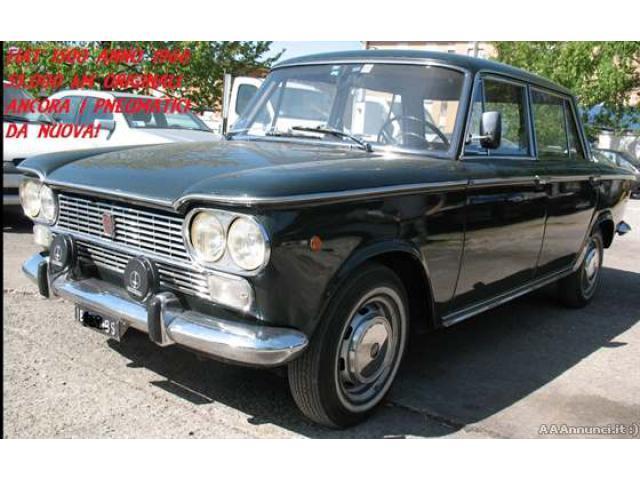 FIAT 1500 1966 unico proprietario