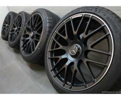 4 Cerchi Gommati Mercedes AMG Da 18