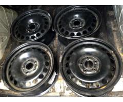 4 cerchi in ferro da 16' per Volkswagen Golf 5 6 7