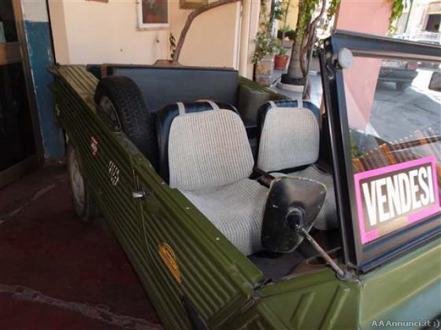 Mehari verde militare