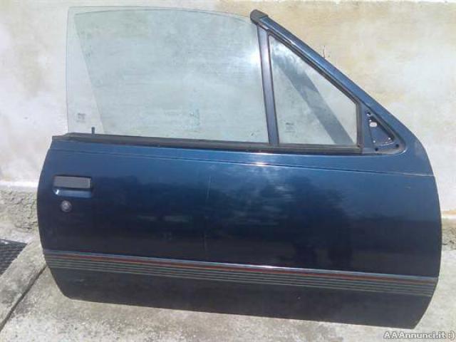 Porta DX Opel Kadett Cabrio