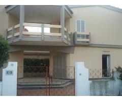 Affittasi villa a 100m dal mare fontane bianche siracusa