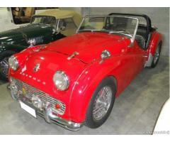 TRIUMPH TR 3A 1960