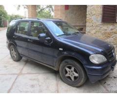 Mercedes ml a Gas Monofuel
