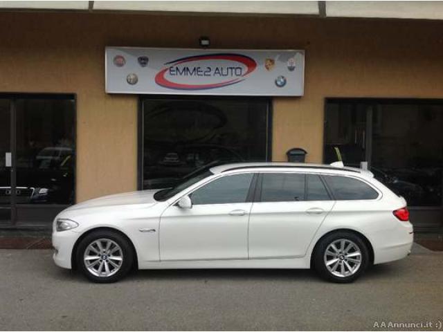 BMW 520 d Touring Eletta
