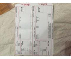 Vendo 3 biglietti treno Italo da Roma a Milano