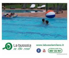 Summer Camp in Toscana presso Campastrello Sport