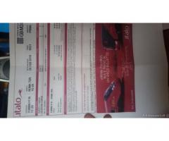 Biglietto italo x 2 persone torino p.n. roma termini 29 feb