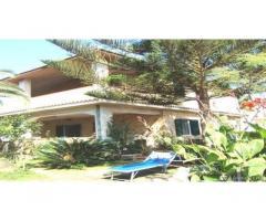 Villa a ridosso del mare, Capo Rizzuto, Calabria