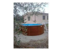 Villettina di campagna con piscina