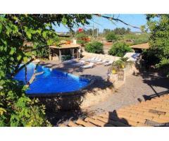 Salento - leuca - villa con piscina