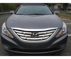 2013 Hyundai Sonata limitata in vendita a 2500 €