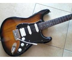 Fender Stratocaster USA HSS Chitarra Elettrica