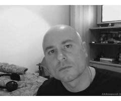 Daniele, 44 anni singl