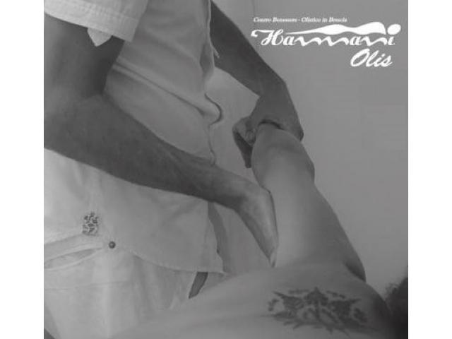 Ogni martedi e giovedi massaggio antistress metodo LEANTI LA ROSA