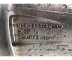 Cerchi Rotor 18 originali Audi
