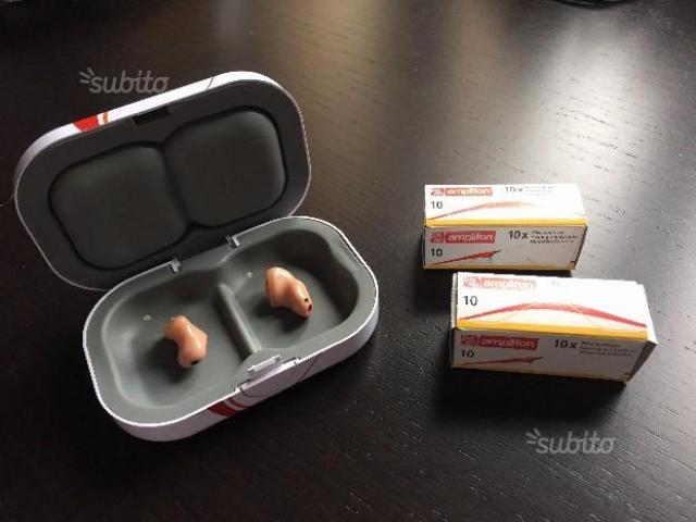 Protesi acustiche endoauricolari Amplifon