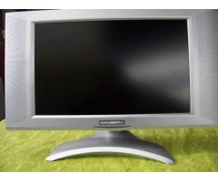 Sinudine stereo portatile - 16/9 cm 55x30 12v e 220v  COME NUOVO