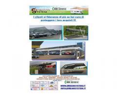 Coperture per Camper e auto Euro 1.450