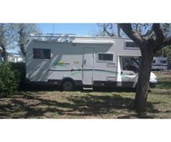 Camper 6 posti Chausson welcome 28