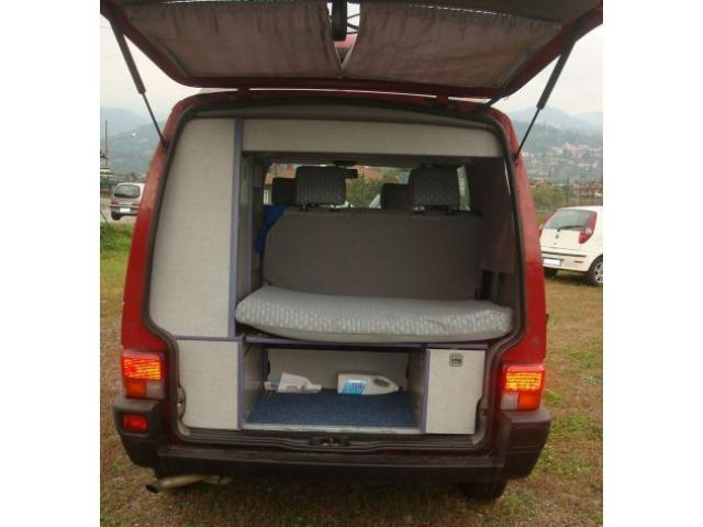 Camper puro furgonato 4 posti volkswagen t4 california verbania casa auto moto - Camper 4 posti letto ...