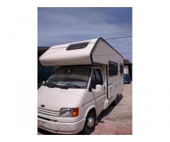 Camper Ford Rimor Aria Condizionata 6 posti