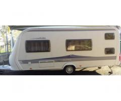 Caravan/Rulotte Hobby 6 Posti unico proprietario
