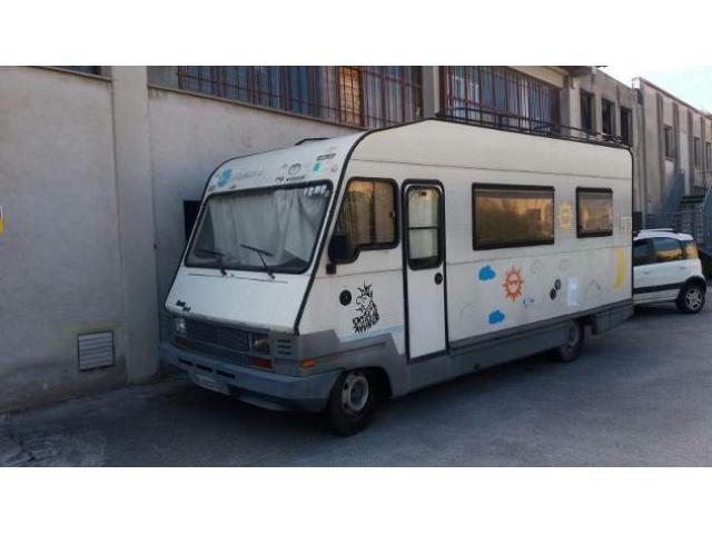 Camper Safari WAYS GOMES TS 595 Motorhome