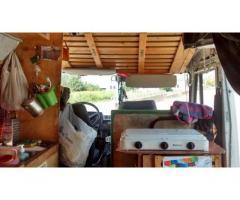 mercedes 207d camper puro