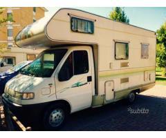 Occasione - Fiat camper ducato