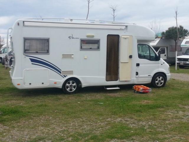 Camper semintegrale EVM Pascià 450 VRD
