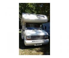 Camper Granduca 2.500 diesel 5 posti .182.000 km..