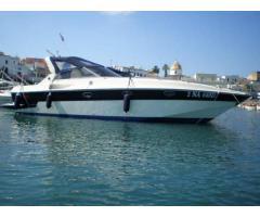 Permuto barca a motore con semintegrale o camper